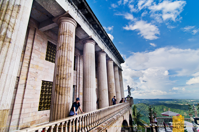 Temple of Leah Cebu Facade