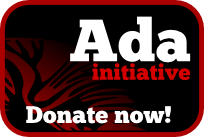 Donate to the Ada Initiative