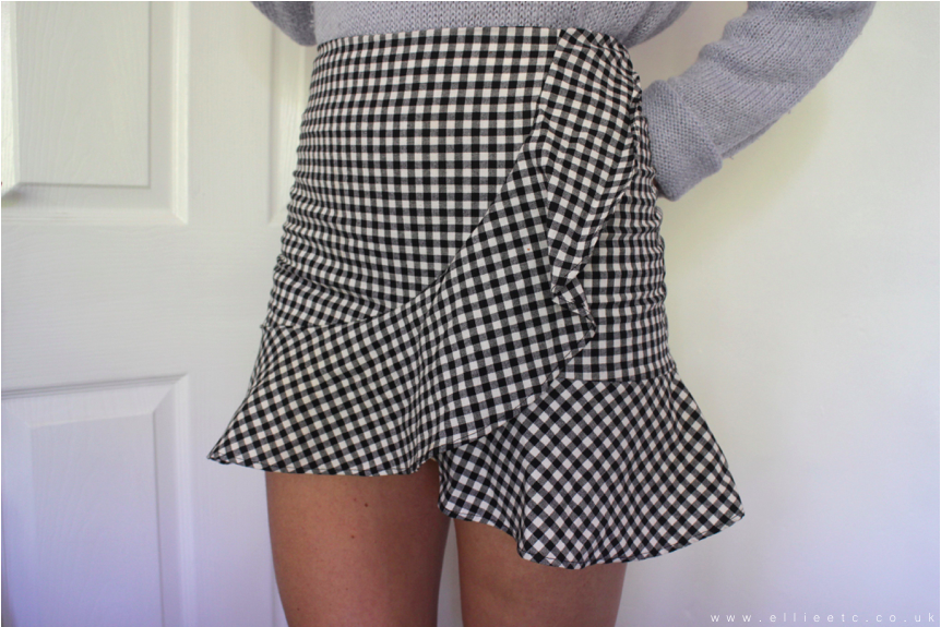 style, style details, details, ruffles, skirt, fashion, clothes, H&M