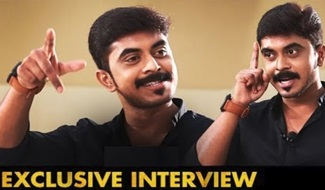 Actor Mohamed Azeem Interview | Pagal Nilavu Vijay