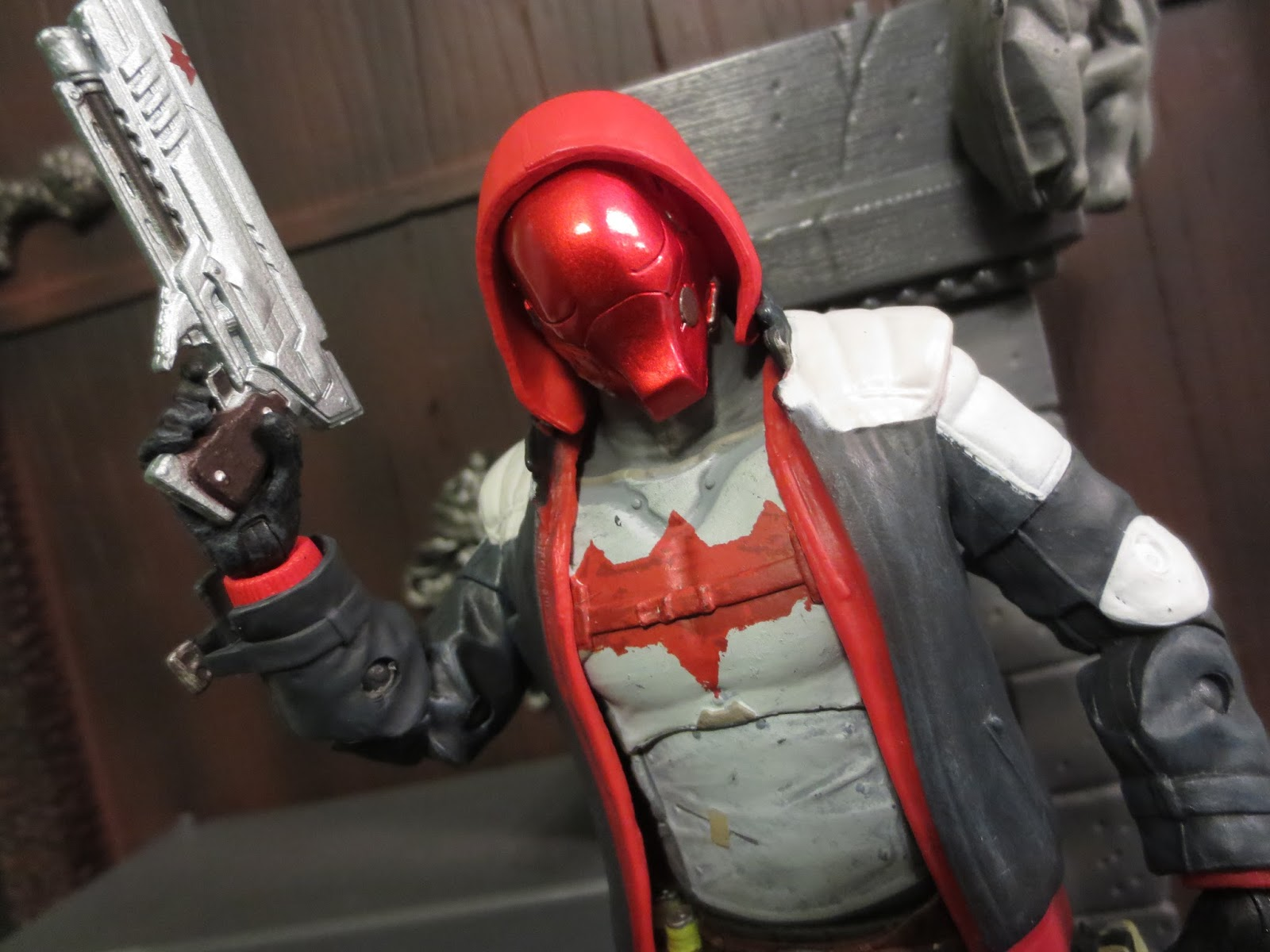Action Figure Barbecue: Action Figure Review: Red Hood ...