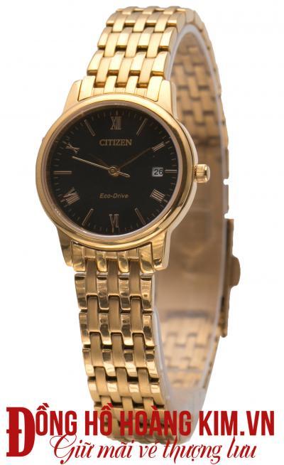 mua đồng hồ citizen nữ giá rẻ