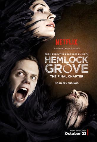 Baixar Hemlock Grove 3ª Temporada Dublado