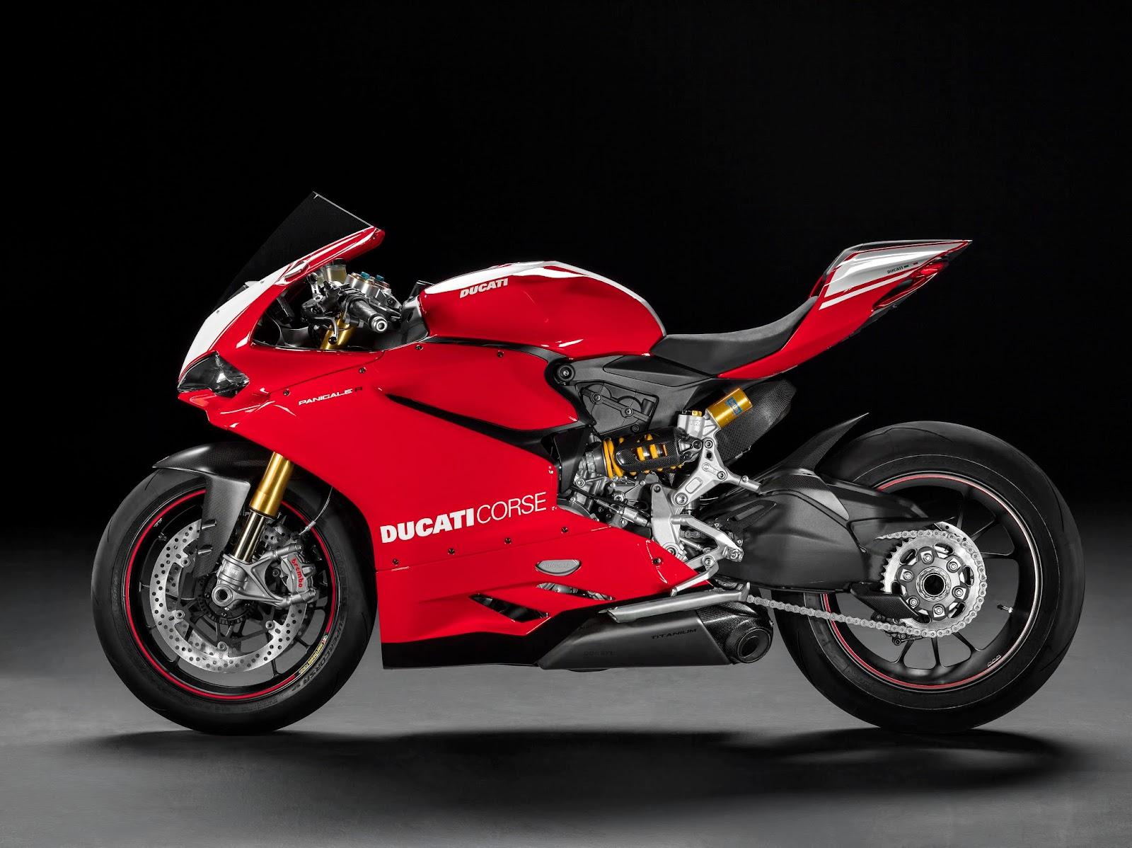 Racing Cafè: Ducati 1199 Panigale R 2015 #1