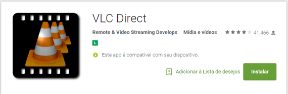 VLC direct