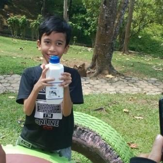 Nikmatnya Susu Segar Home Town, 100% Susu Murni