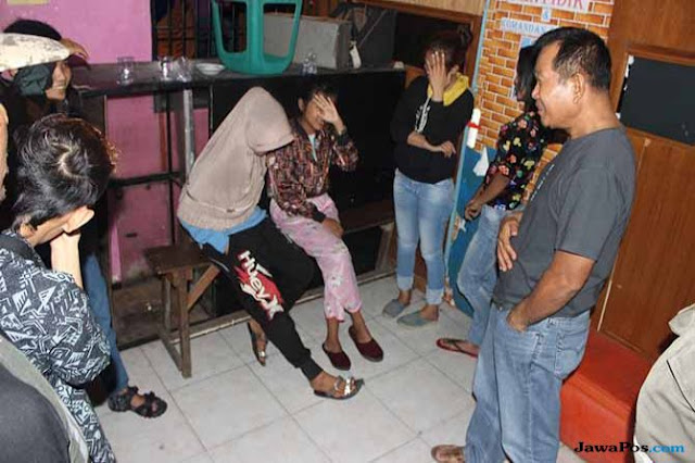 10 Perempuan Terduga Penyuka Sesama Jenis Ditangkap Satpol PP Padang
