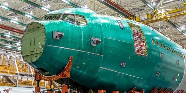 boeing 777-9 nose-fuselage integration