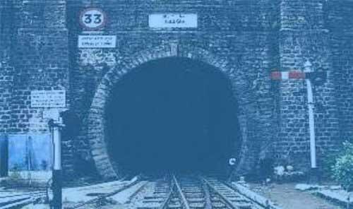 kalka shimla tunnel 33