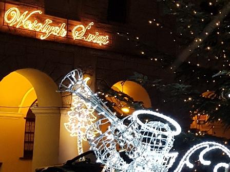 Świąteczny Kazimierz