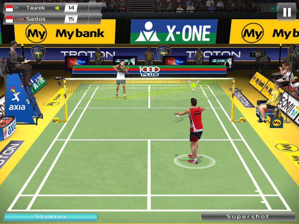 Badminton Jump Smash 1.0.55 Apk Android Game Free Download ...