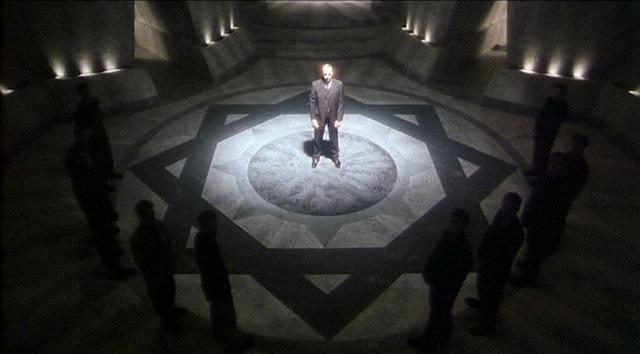 Treffen des Geheimbunds The Skulls