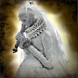 Yharnam, Pthumerian Queen