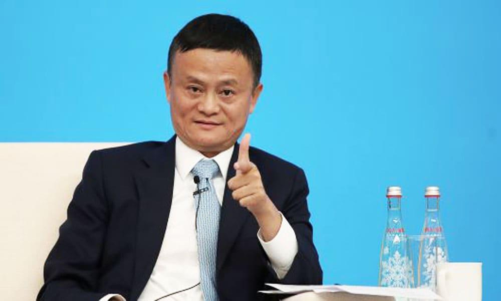 جاك ما أغني رجل في الصين صاحب موقع Alibaba