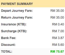 Buy Bus Online Ticket Malaysia & Singapore