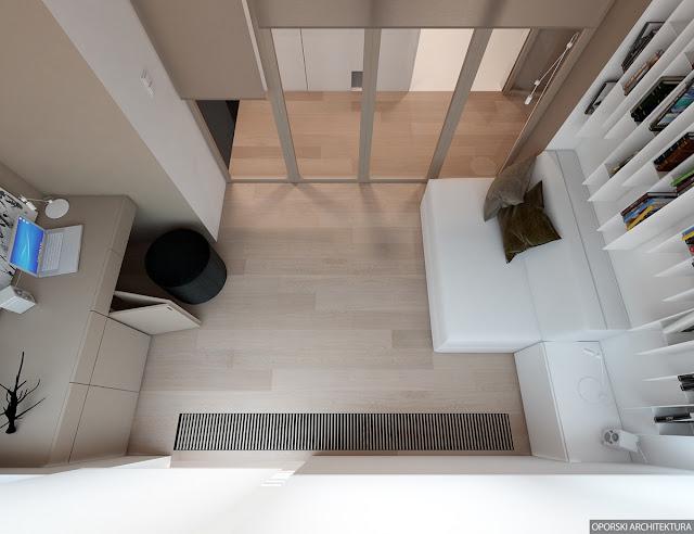35 Desain Interior Rumah Bergaya Minimalis
