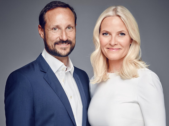 Crown Prince Haakon And Crown Princess Mette-Marit, 2016