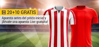 bwin promocion Europa League Athletic vs Spartak 22 febrero