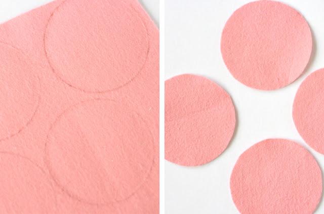 Kreise malen und ausschneiden