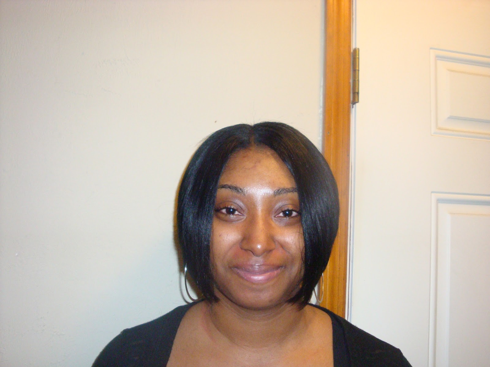 Straight Layered Graduated Bob