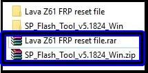 [FRP Bypass Tool, FRp Reset File, USB Divers