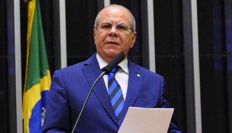 Deputado federal Hildo Rocha (MDB-MA), relator do Acordo de Salvaguardas Tecnológicas