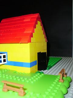MOC LEGO Garagem do Matter