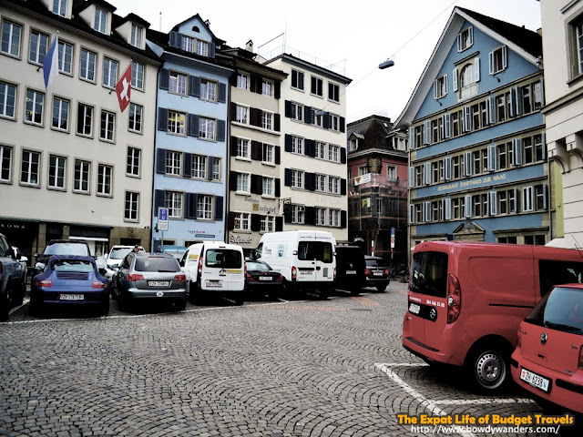 bowdywanders.com Singapore Travel Blog Philippines Photo :: Switzerland :: Zurich, Switzerland: How to Dump a Beautiful City