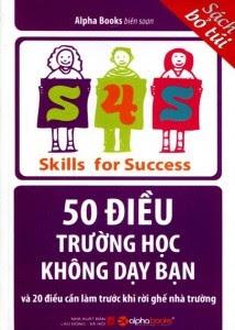 50 Điều Trường Học Không Dạy Bạn - Nhiều Tác Giả