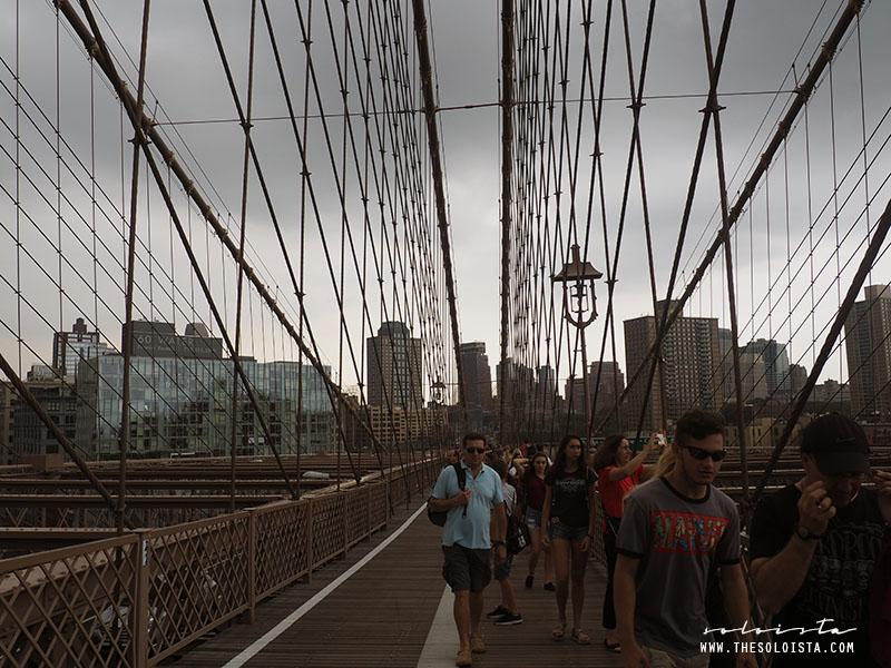 Brooklyn Bridge Soloista