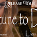 A Fortune to Die For by Liza O'Connor