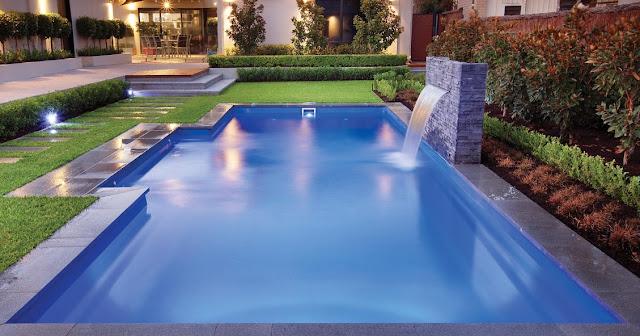 Futuristic Pool Images