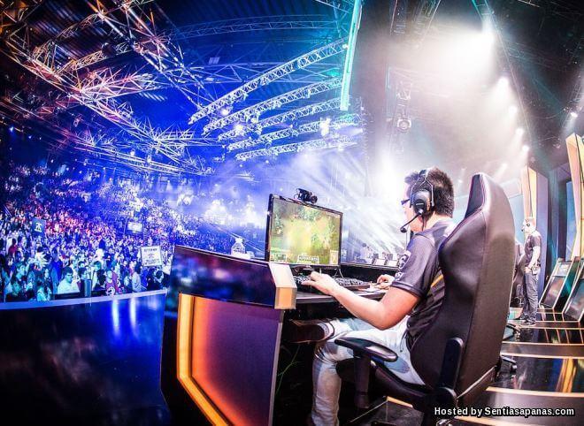 Berapa Juta Gaji Pemain e-Sukan Dengan Hanya Bermain Game Online?
