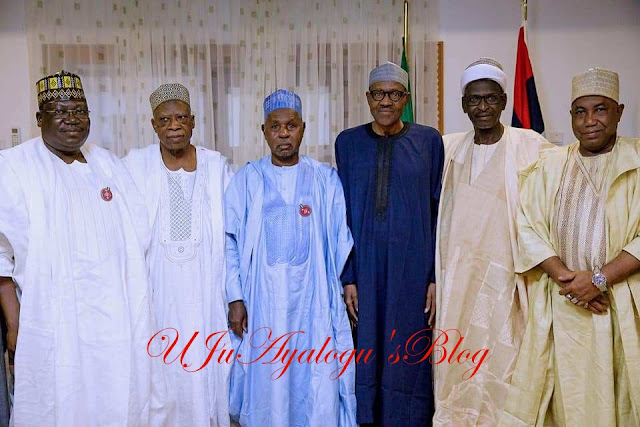 Why President Buhari Cannot Implement Recommendations Of National Conference - Northern Senators Blow Hot