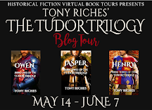 The Tudor Trilogy Blog Tour