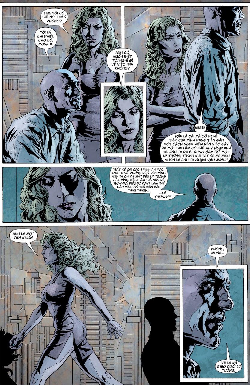 Lex Luthor: Man of Steel 2010 (Luthor)