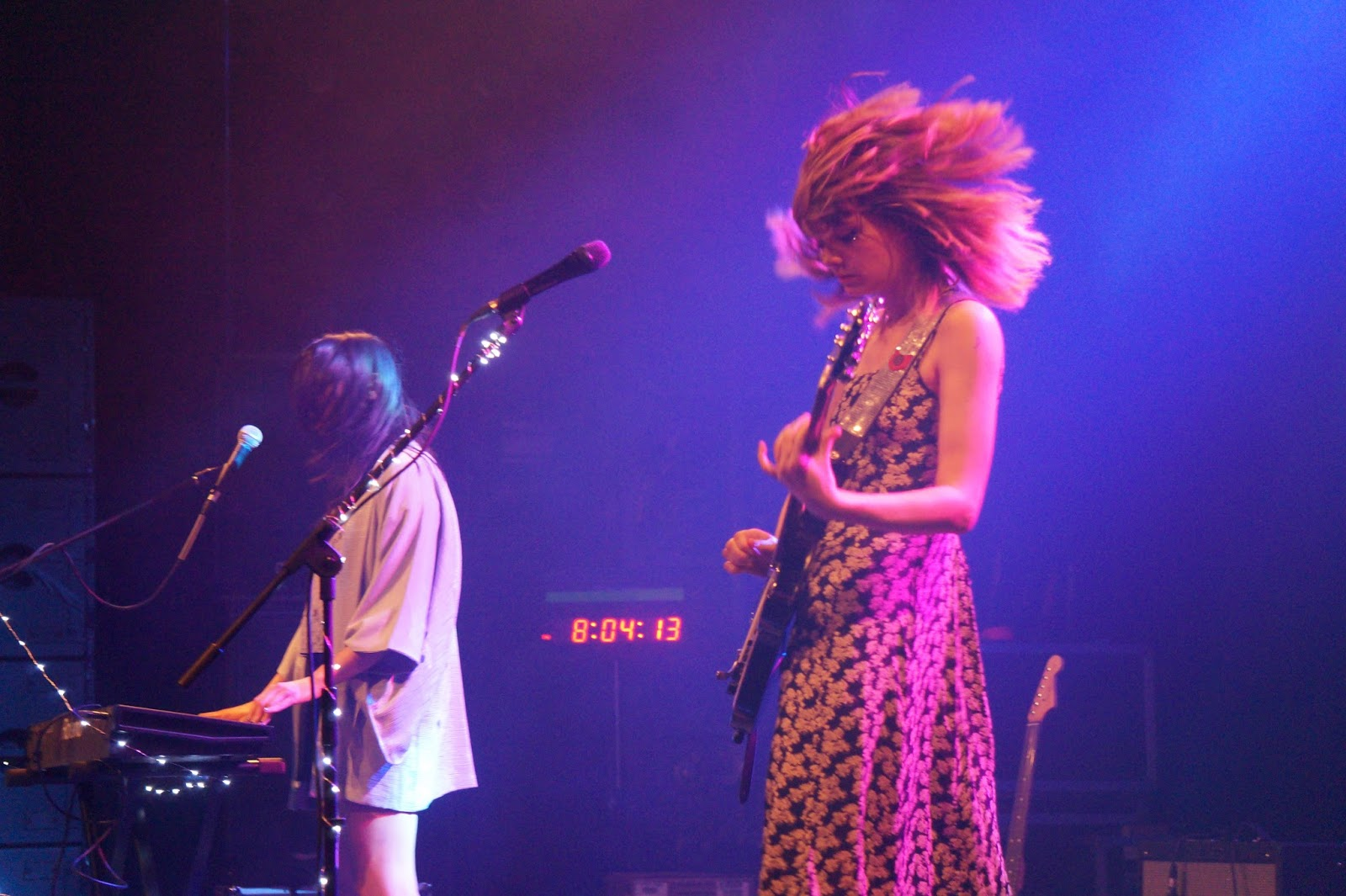 Cherry Glazerr, The Observatory