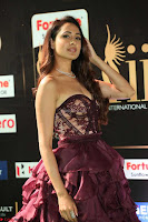 Prajna Jaiswal in a Beautiful Designer Sleeveless Shoulder less Gown at IIFA Utsavam Awards 2017  Day 2  Exclusive 06.JPG