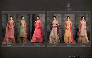 Mohini Glamour 62 Pakistani Wedding Suits