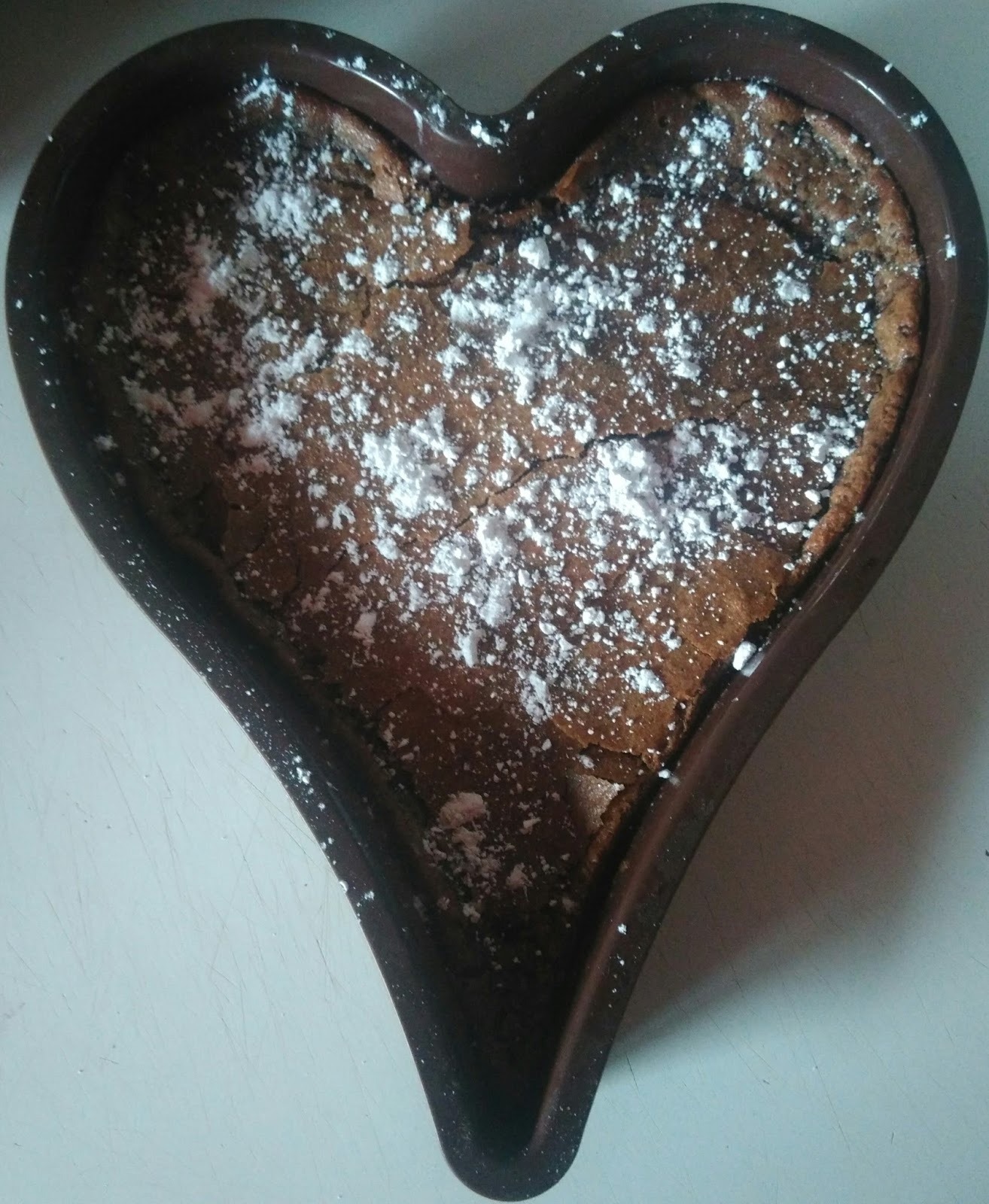 G teau au chocolat fondant sans farine et tr s facile nathychef - Gateau au chocolat sans farine ...