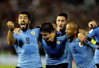 بث مباشر مباراة أوروجواي و روسيا اليوم
