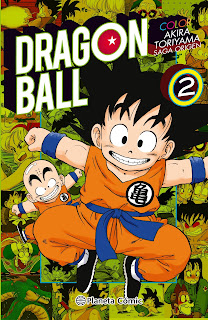 Dragon Ball Color: Saga Origen vol.2