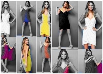 Como hacer el Pareo de Moda 2012