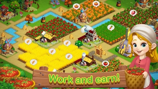 تحميل العاب اندرويد مزارع