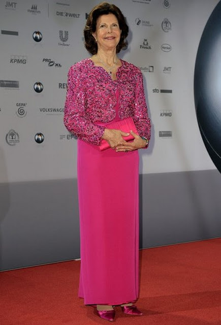 Queen Silvia Attended The German Sustainability Award 2015