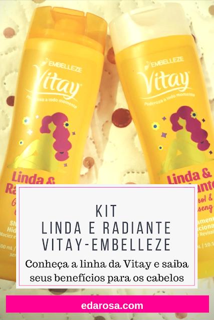 Lançamento Vitay Embelleze