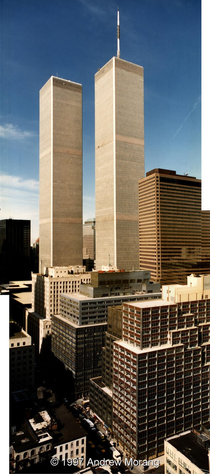 Urban Decay New York And The World Trade Center The Late