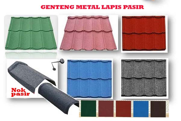 Image Result For Harga Genteng Metal Pasir
