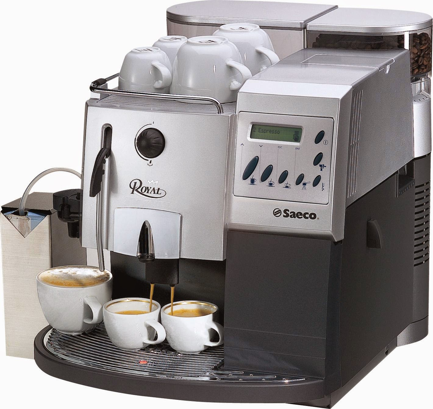 Saeco Royal Coffee shop Espresso Device & Coffee Maker