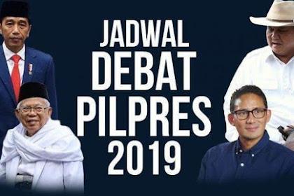 Debat Pilpres 2019 Besok, PMJ Kerahkan 2.000 Polisi